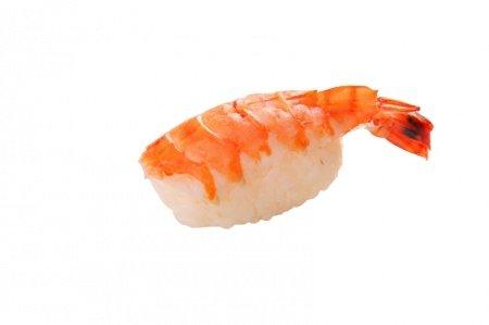 Sushi s krevetkoi